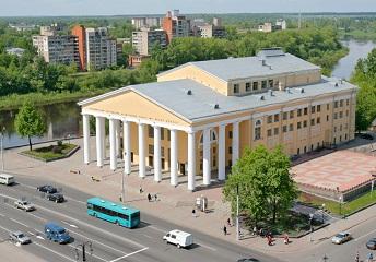 Драматический театр в Витебске